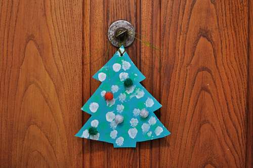 imágenes gratis navidad, adorno, arbol, cortado, primer plano, con