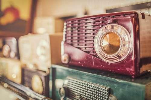 Radio spica vintage