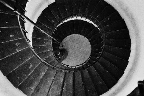 imágenes gratis Escalera Caracol
