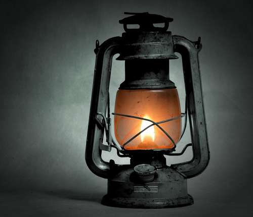 Linterna a Kerosene