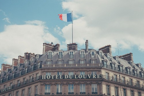imágenes gratis Hotel Du Louvre