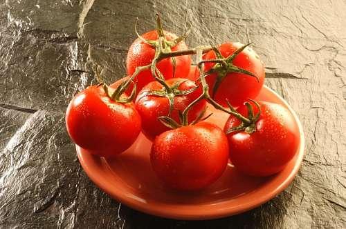 imágenes gratis Racimo de Tomates