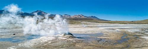 Geiser del Tatio, Atacama, Chile