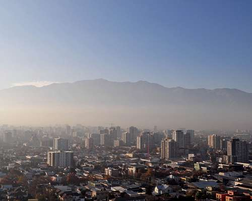 imágenes gratis Chile, Santiago de Chile