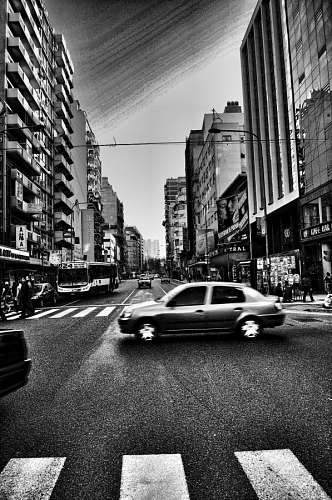 imágenes gratis Av Corrientes, Buenos Aires, Urbano