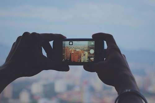 Fotografia con telefono movil