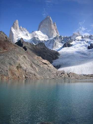 imágenes gratis Glaciar