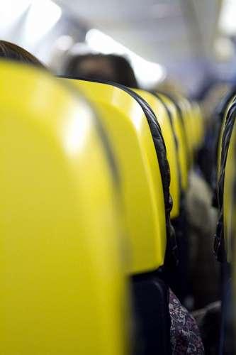 imágenes gratis Asientos de Avion