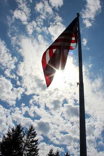imágenes gratis Bandera de Estados Unidos de America