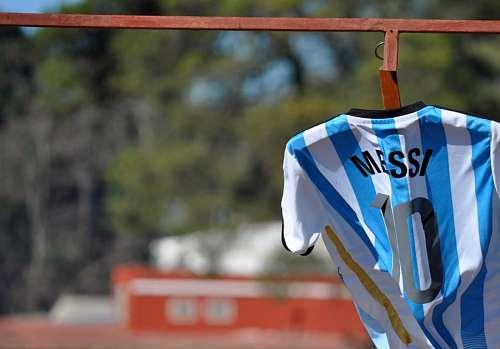 imágenes gratis Camiseta Argentina Messi