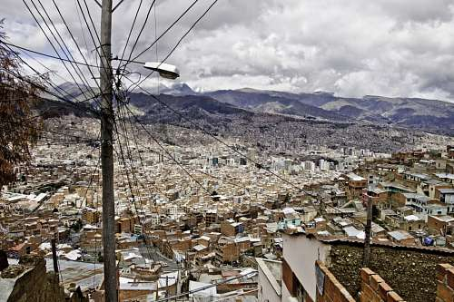 imágenes gratis La Paz, Bolivia