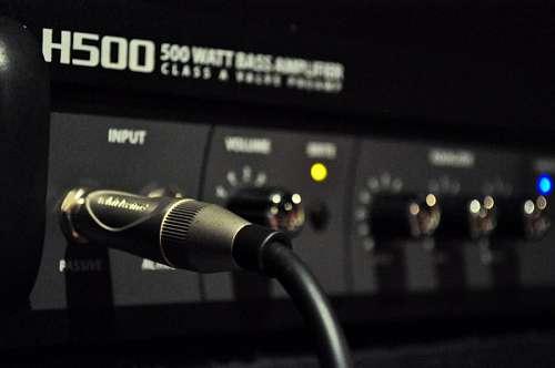 Amplificador Musica