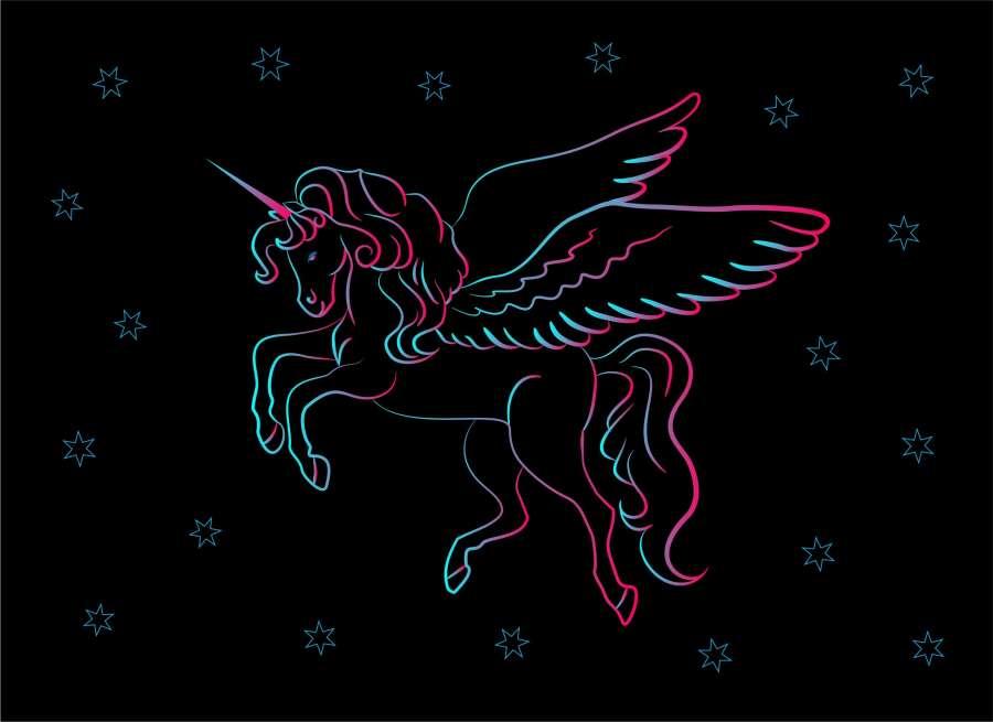 Imagen De Unicornio Infantil
