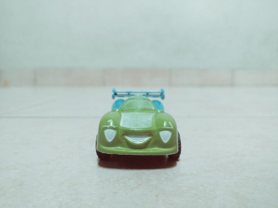 juguete, auto, coche, juego, niño, infancia, verde, diversion, chico