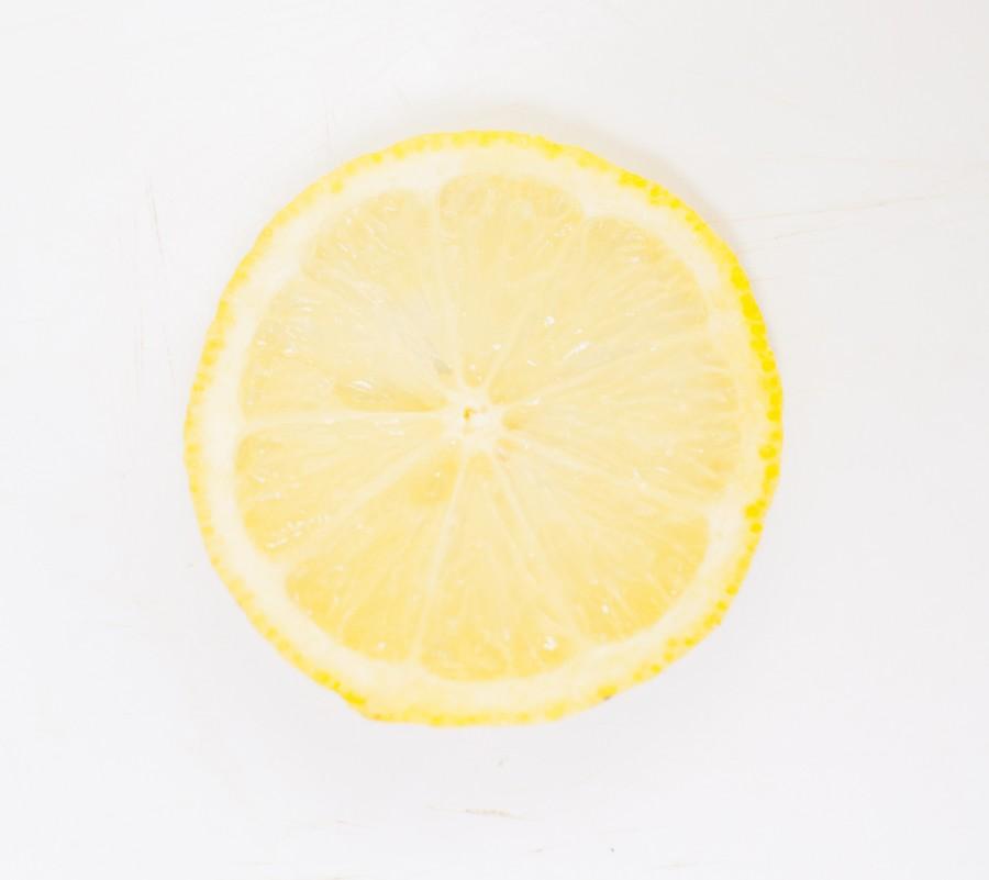 limón, fruta, cítrico, sano, saludable, amarillo, rodaja, cortado, redondo, jugo, jugoso, amargo