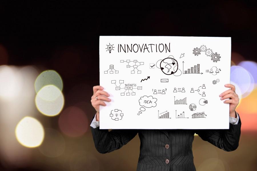innovacion, idea, ideas, concepto, negocio, negocios, desarrollo, ejecutivo, hombre, grafico, esquema, diagrama, pensamiento, creativo, creatividad, transgredir, paradigma,
