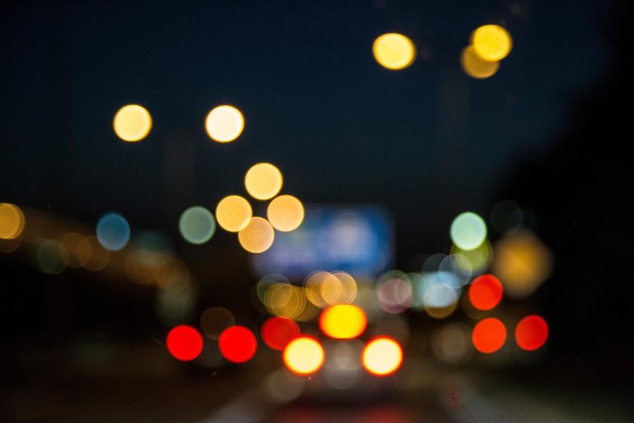 luces, blur, noche, fondo, background, nadie, fondos de pantalla hd, fondos de pantalla 4k