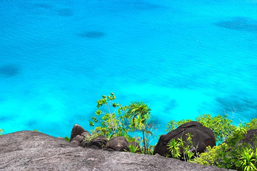 caribe, mar, costa, azul, celeste, concepto, tropical, agua, verano, paisaje, idilico, nadie, paraiso, vacaciones, destino, relax, coral, coralino,