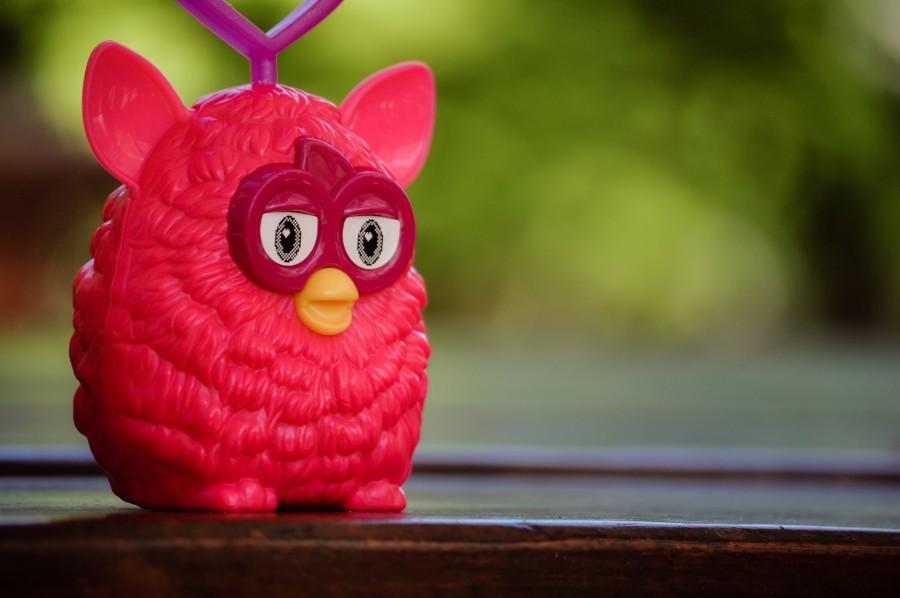 juguete, infantil, rosa, colorido, primer plano, divertido, niños, muñeco