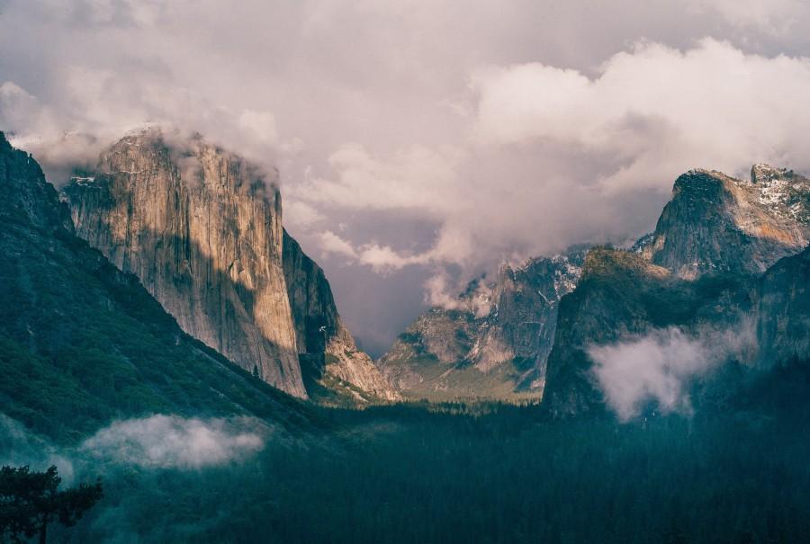 el capitan, yosemite, parque, naturaleza, nacional, california, viaje, forestales, estados unidos, verano, montaa, paisaje, valle, aire libre, senderismo, aventura, USA, nadie,