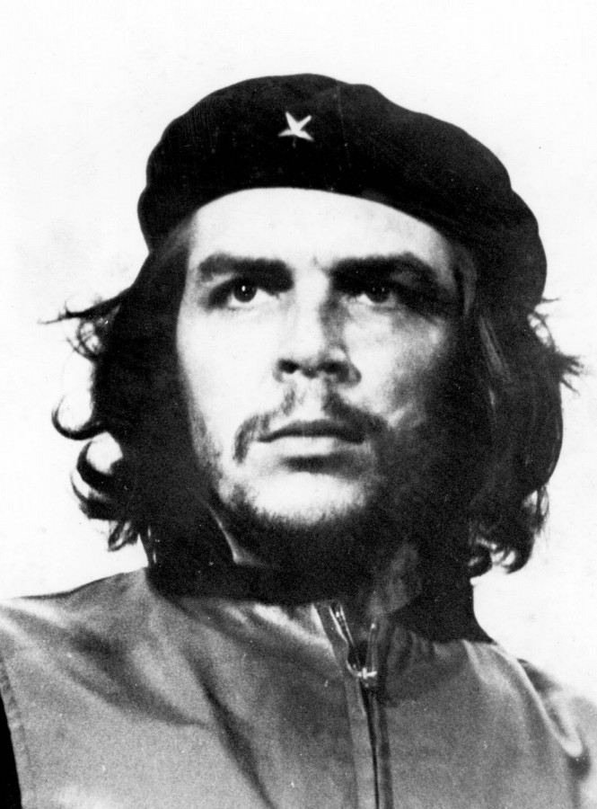 Ernesto, Che Guevara, Cuba, Argentina, Personalidad, Comandante, Guerrilla, blanco y negro,
