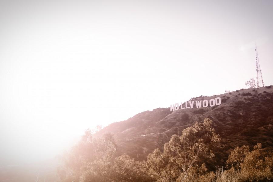 montaña, hollywood, estados unidos, california, los angeles, ciudad, letrero, cartel, urbano, tipico, cine, america,