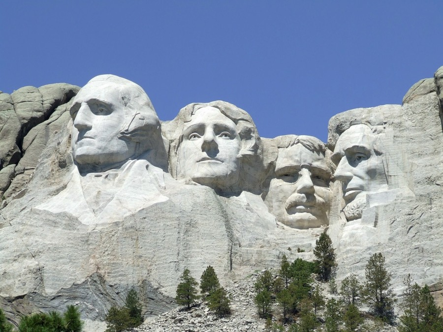 Monte Rushmore, Keystone, Dakota del Sur, USA, estados unidos, america del norte, monumento, montaa, escultura,