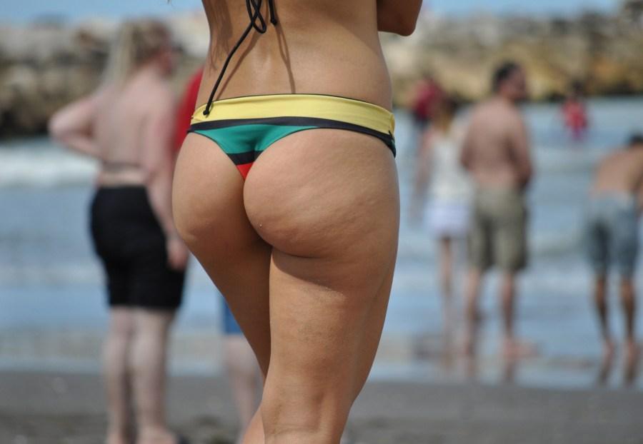 beachday, Beach, Playa, una persona, gente, mujer, joven, 20 años, cola, trasero, primer plano, nalgas, verano, belleza, femenino,