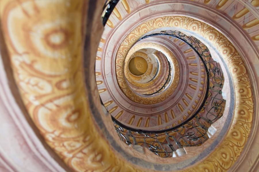 Imagen de Escalera en espiral - Foto Gratis 100006166