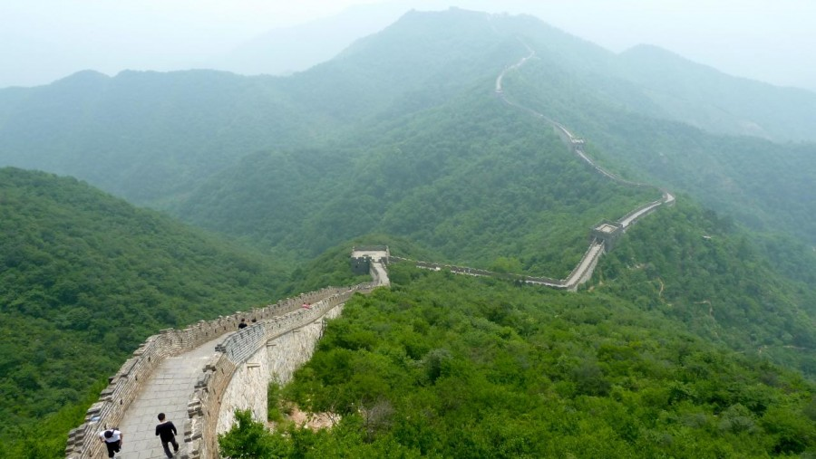 Imagen de muralla china foto gratis 100006294 for Arquitectura del mundo antiguo