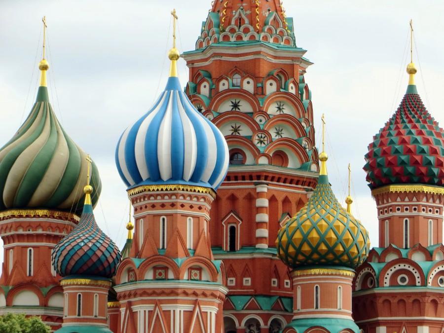 rusia, moscu, capital, arquitectura, famoso, iglesia, lugar turistico, religion, catedral, kremlin,