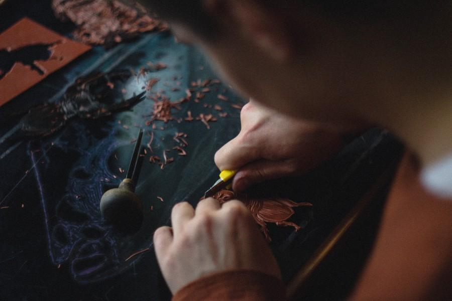 trabajo, tallar, tallado, hombre, una persona, arte, artesano, madera, taller,