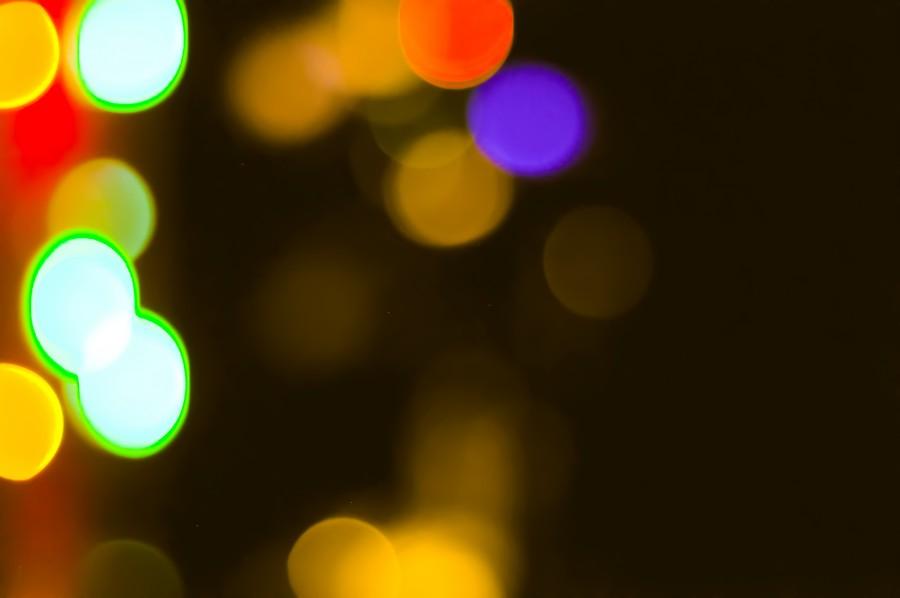 Bokeh, Circulo, Ed Gregory, Fotografia de archivo, fotos de archivo, Stokpic, abstractos, ambiente, fondo, difuminado, colores, colores,