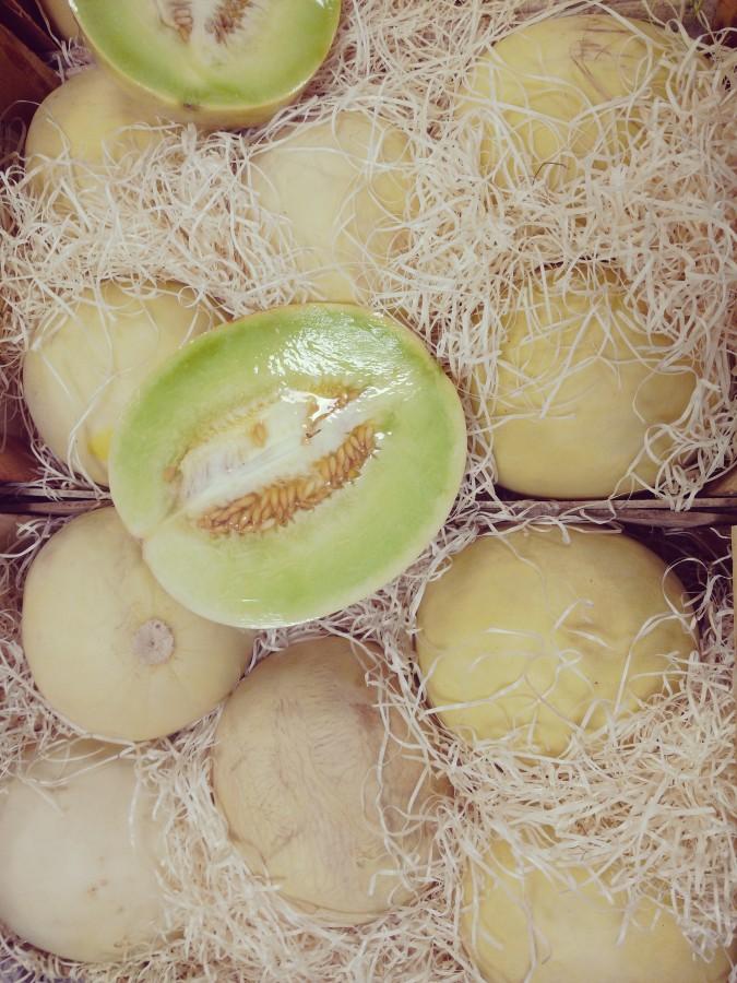 melón,melones, fruta, alimento, comida sano, nutrientes, dulce, comestible, pulpa, forma ovalada