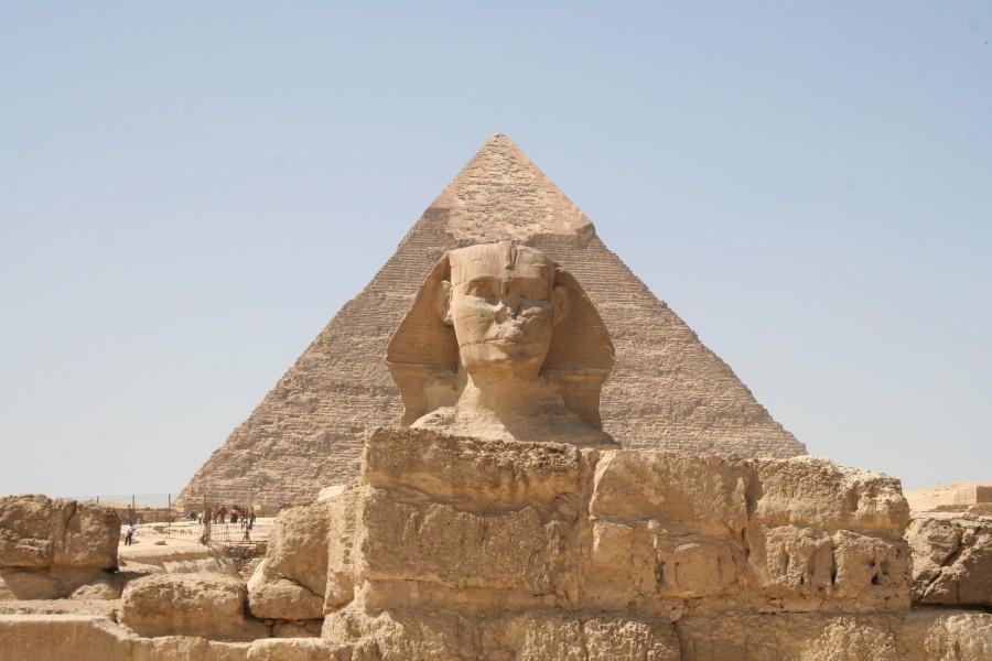 piramide, piramides, egipto, dia, arqueologia, arquitectura, antiguedad, civilizacion, ruina, ruinas, paisaje, maravilla, maravillas del mundo, Africa, Desierto, Camello, Esfinge,