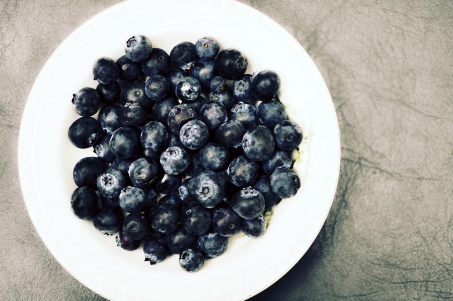 arandanos, frutas, dulce, sano, saludable, natural, arándano azul, silvestre, bayas, medicinales, ericáceo, comestible, plato redondo