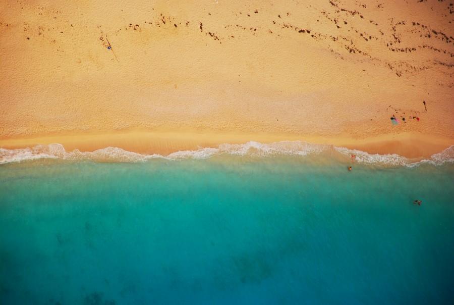 playa, zenital, vista area, verano, vacaciones, destino, tranquilidad, costa, arena, relax, idilico, lujo, lugar turistico, nadie, paisaje,