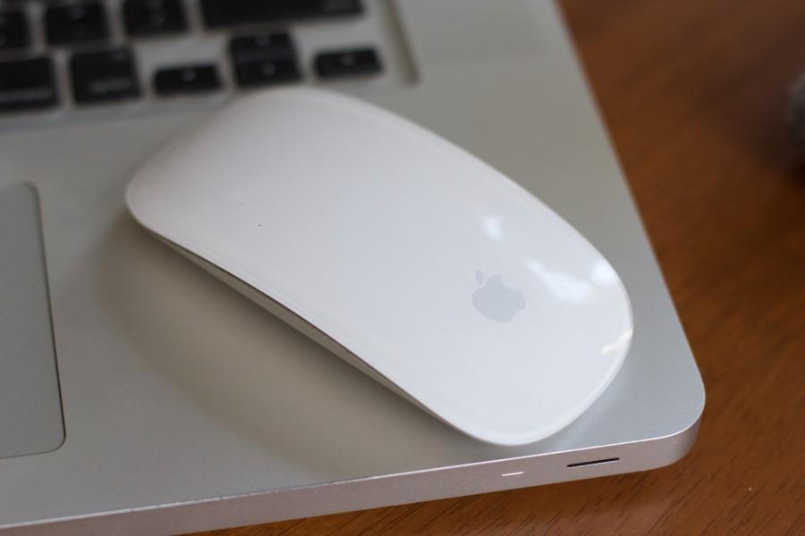 del ratón, apple, magic mouse, tecnología, mac, macbook, macbook pro , fotos gratis,  imágenes gratis, computador, computadora, notebook, tecnologia, moderno