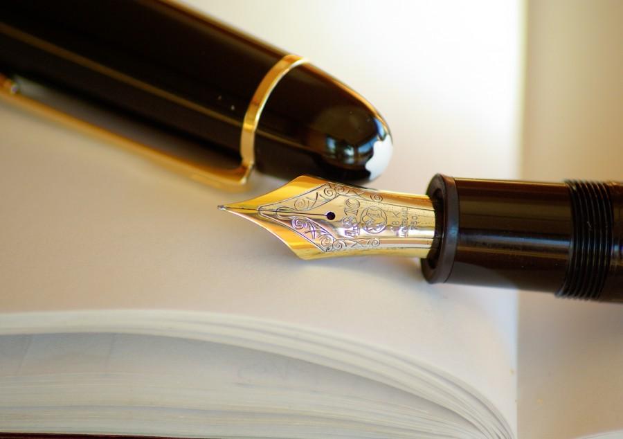 punta, metal, lapicera, pluma, primer plano, tinta, escritura, escribir, punta, detalle, grabado, lujo, objeto, capuchon,