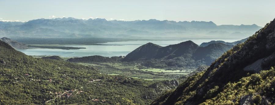 albania, montenegro, lago, Skadar, europa, paisaje, dia, exterior, panoramico, europa,