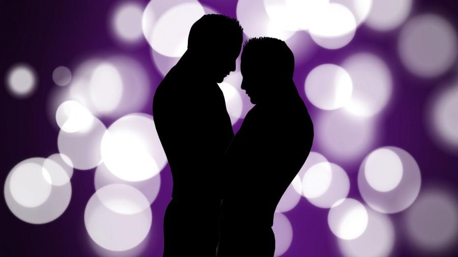 efecto bokeh, colorido, violeta, fondo de pantalla gay, animacion, salvapantallas, siluetas, hombres, sexualidad, homesexual, gay, fotos de hombres gay, amor, juntos, abrazo, abrazados, enamorados, dos hombres, igualdad de género, orgullo gay, imagenes de gay, imagenes de homosexualidad, imágenes gratis
