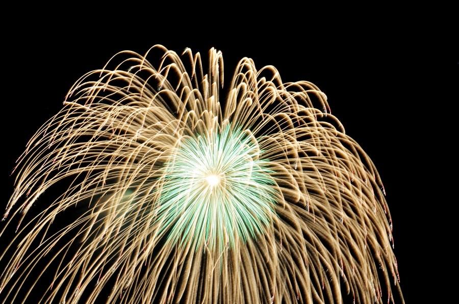 festejos, luz, fuegos, fuegos artificial, artificiales, festnoche, explosion, celebracion, celebrar, festejo, comienzo, feliz año, feliz año nuevo, año nuevo, feliz 2017, 2017