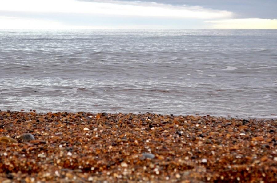 atardecer, ocaso, horizonte, nubes, nube, puerto madryn, dia, playa, costa, cielo, argentina, chubut, paisaje, piedra, piedras, naturaleza, fondo,