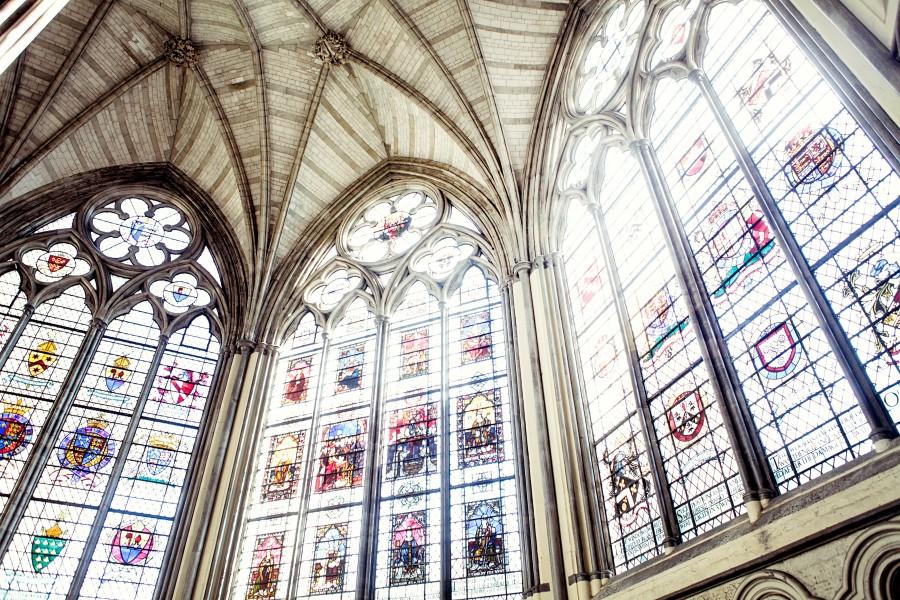 vitral, vitro, iglesia, ventana, iluminacion, iluminado, arquitectura, religion, vidrio, luz, interior,