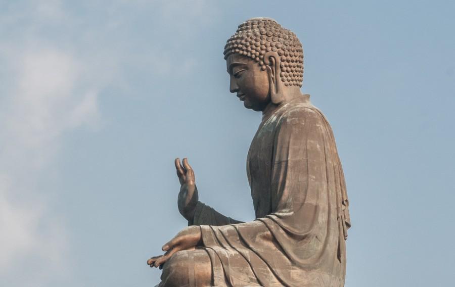 estatua, buda, budismo, religion, meditacion, oriental, meditar,