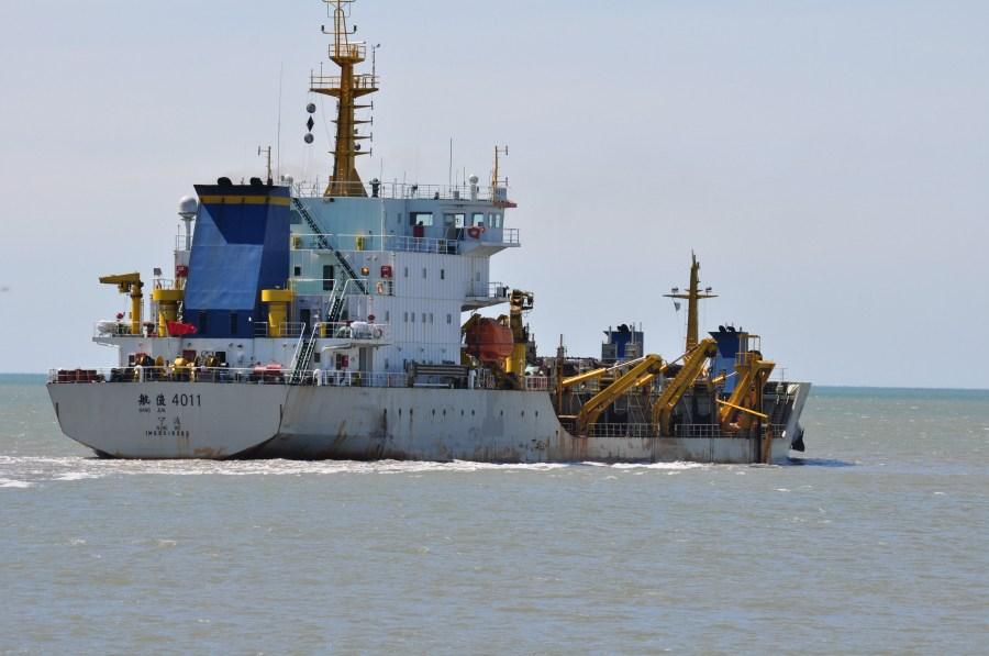 Barco, Carguero, Industria, transporte, Barco, Verano