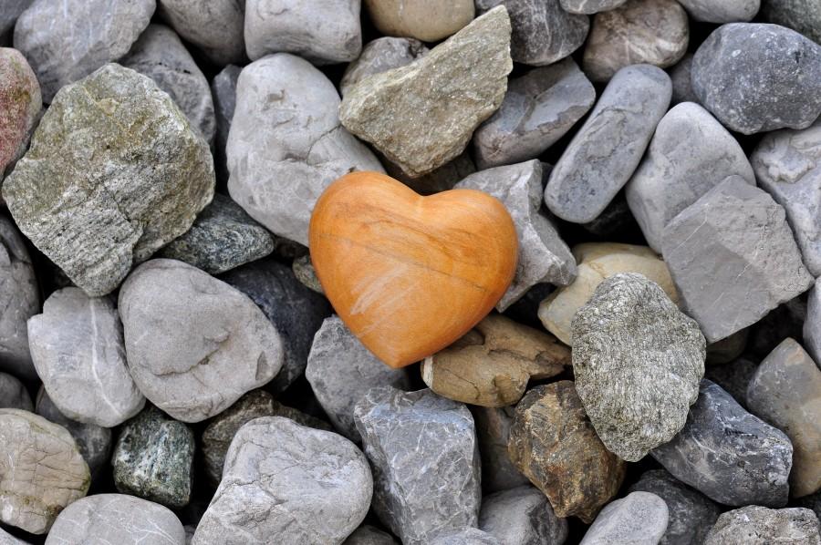 roca, rocas, piedra, piedras, corazon, concepto, amor, forma, nadie, fondo, background,