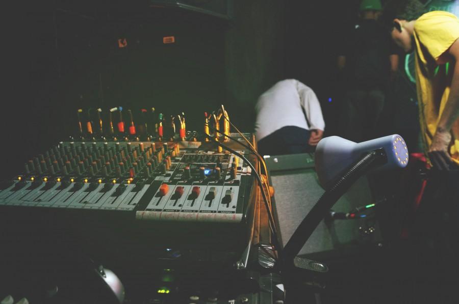 sonido, consola, musica, tecnologia, dj, gente, trabajo, tecnico,