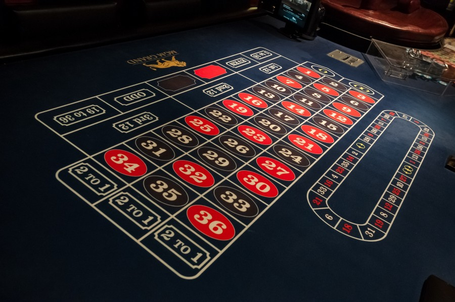 Bovada roulette