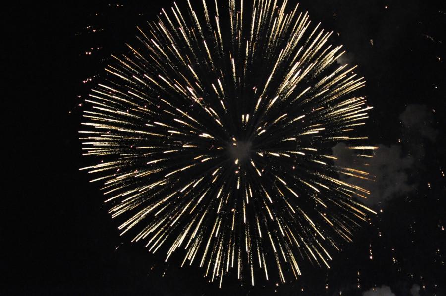 Imagen De Fuegos Artificiales Foto Gratis 100006466